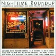 Nighttime Roundup - CD Audio