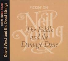 The Fiddle and the Damage - CD Audio di David West