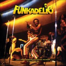 Live Meadowbrook Rochester Michigan 12-09-1971 - Vinile LP di Funkadelic