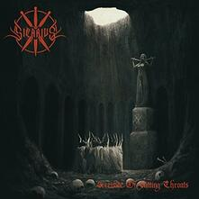 Serenade of Slitting Throats - CD Audio di Sicarius