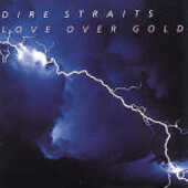 CD Love Over Gold Dire Straits