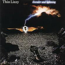 Thunder and Lightning - CD Audio di Thin Lizzy