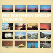Vinile Travels, Recorded Live in Concert Pat Metheny