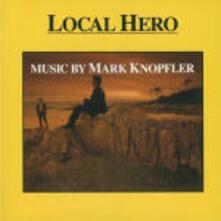 Local Hero (Colonna Sonora) - CD Audio di Mark Knopfler