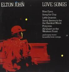 Love Songs - CD Audio di Elton John