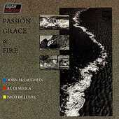 CD Passion Grace & Fire Paco De Lucia Al Di Meola John McLaughlin