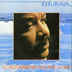 Descobridor Doe Sete Mare - CD Audio di Tim Maia