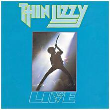 Life/Live - CD Audio di Thin Lizzy