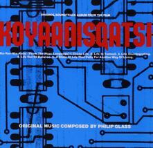 Koyaanisqatsi (Colonna sonora) - CD Audio di Philip Glass