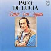 CD Entre dos aguas Paco De Lucia