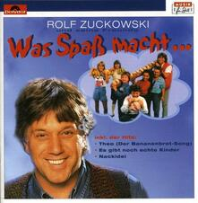 Was Spass Macht - CD Audio di Rolf Zuckowski