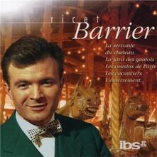 Chanson francaise - CD Audio di Ricet Barrier