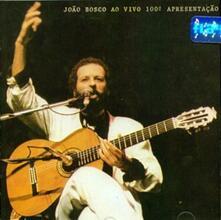 Serie Gold Ao Vivo - CD Audio di Joao Bosco