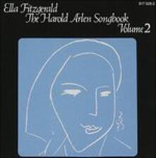 Harold Arlen Songbook vol.2 - CD Audio di Ella Fitzgerald