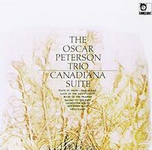 Canadiana Suite - CD Audio di Oscar Peterson
