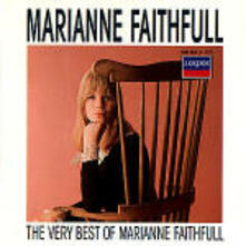 The Very Best of Marianne Faithfull - CD Audio di Marianne Faithfull