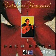 Fabulous Flamenco - CD Audio di Paco Peña