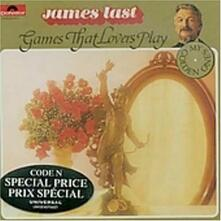 Games That Lovers Play - CD Audio di James Last