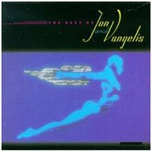 The Best of Jon & Vangelis - CD Audio di Vangelis,Jon