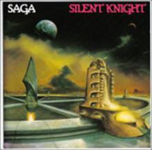 Silent Knight - CD Audio di Saga