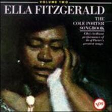 Cole Porter Songbook vol.2 - CD Audio di Ella Fitzgerald