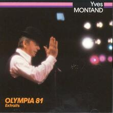 Olympia '81 (Extraits) - CD Audio di Yves Montand