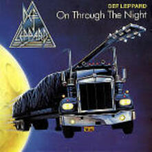 On Through the Night - CD Audio di Def Leppard