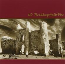 The Unforgettable Fire - CD Audio di U2