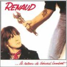 Le retour de Gerard Lambert - CD Audio di Renaud