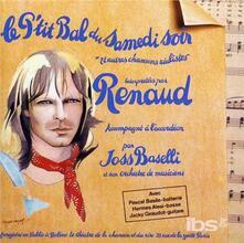 Le P'tit Bal Du Samedi so - CD Audio di Renaud