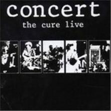 Concert the Cure Live - CD Audio di Cure