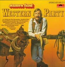 Western Party & Square da - CD Audio di James Last