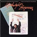 Cover CD Colonna sonora Fuga di mezzanotte