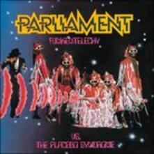 Funkentelechy Vs. The Placebo Syndrome - CD Audio di Parliament
