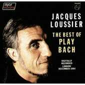 CD Best of Play Bach Jacques Loussier