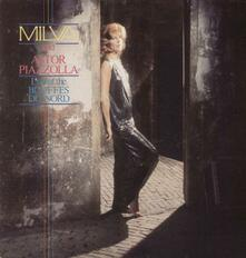 Live At The Bouffes Du Nord - Vinile LP di Milva,Astor Piazzolla