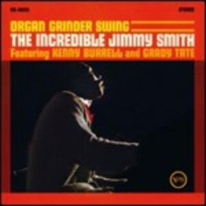 Organ Grinder's Swing - Vinile LP di Jimmy Smith