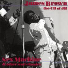 The Cd of James Brown - CD Audio di James Brown