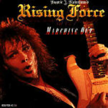Marching Out - CD Audio di Yngwie Malmsteen,Rising Force
