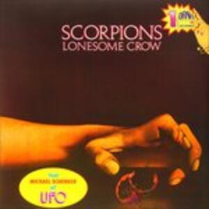 Lonesome Crow - Vinile LP di Scorpions