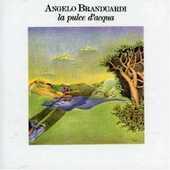 CD La pulce d'acqua Angelo Branduardi