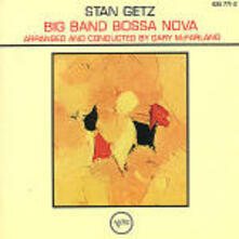 Big Band Bossa Nova - CD Audio di Stan Getz
