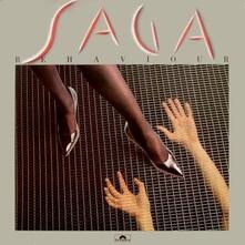 Behaviour - Vinile LP di Saga
