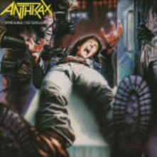 Spreading the Disease - CD Audio di Anthrax