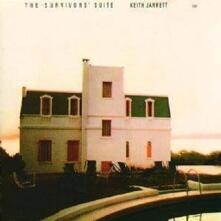 The Survivors' Suite - CD Audio di Charlie Haden,Keith Jarrett,Paul Motian,Dewey Redman