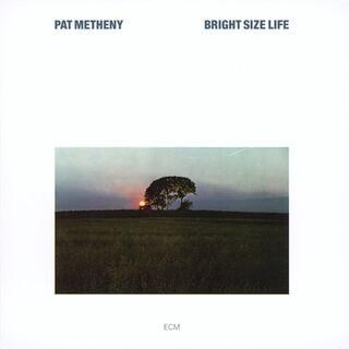 CD Bright Size Life Pat Metheny Jaco Pastorius Bob Moses