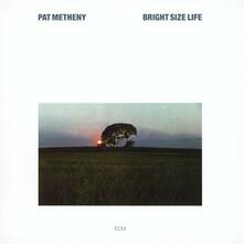 Bright Size Life - CD Audio di Pat Metheny,Jaco Pastorius,Bob Moses