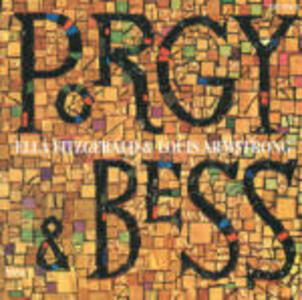 CD Porgy and Bess Louis Armstrong Ella Fitzgerald
