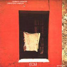 Dança das cabeças - CD Audio di Egberto Gismonti,Nana Vasconcelos