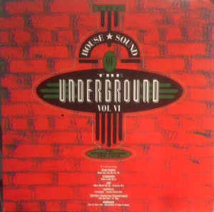 The House Sound Of The Underground Vol.6 - Vinile LP